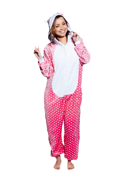 Onesie Kigurumi Hello Kitty