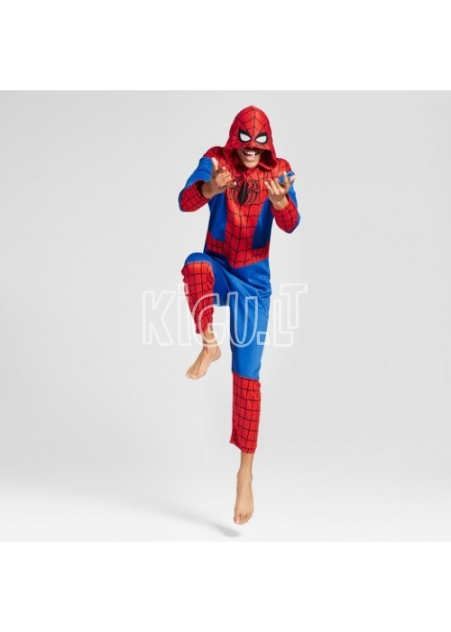 Onesie Kigurumi Spiderman