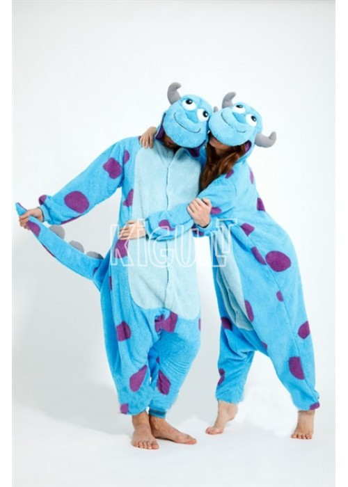 Onesie Kigurumi Sully Monster