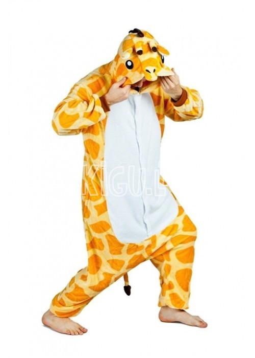 Onesie Kigurumi Žirafa