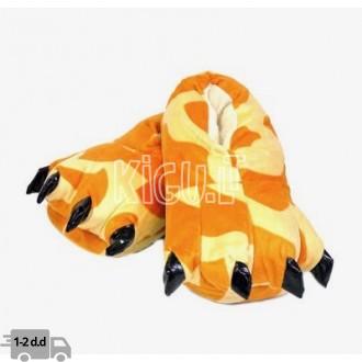 Kigurumi šlepetės Žirafa