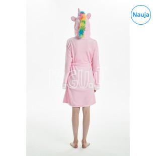 """Chalatas """"Pink Unicorn"""""""